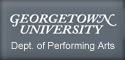 Georgetown University Dept. of Performing Arts